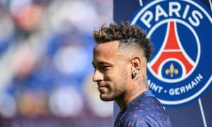 Will Neymar be all the smiles after confronting Liverpool, Naples and Red Star Belgrade?