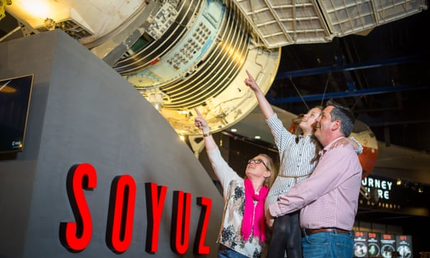 Take the kids to … the National Space Centre, Leicester