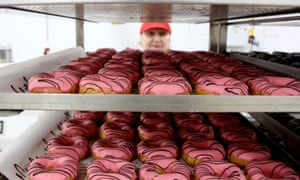 Economist Kate Raworth wants the doughnut to take over from our flawed focus on GDP.