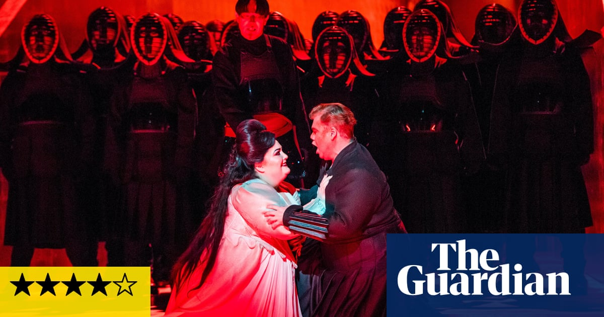 Tristan And Isolde Review A Fascinating Vexing Riot Of Ideas