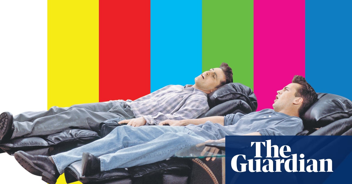 The age of comfort TV: why people are secretly watching Friends and The Office on a loop