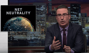'I do not particularly trust this or any congress to get something as complicated as this right' ... John Oliver on net neutrality.