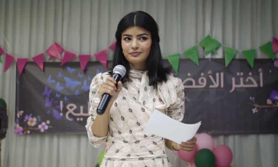 Mila Al Zahrani in The Perfect Candidate