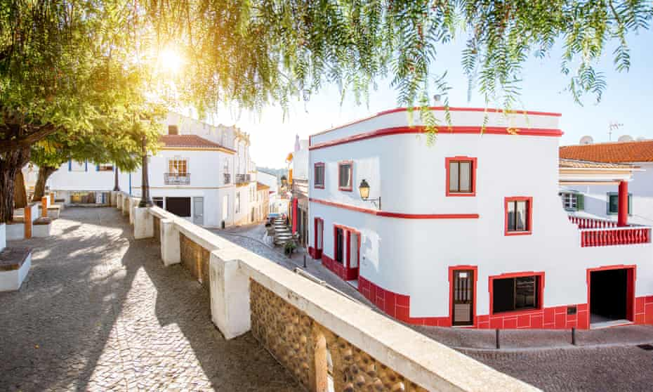 Alte village on the south of Portugal.