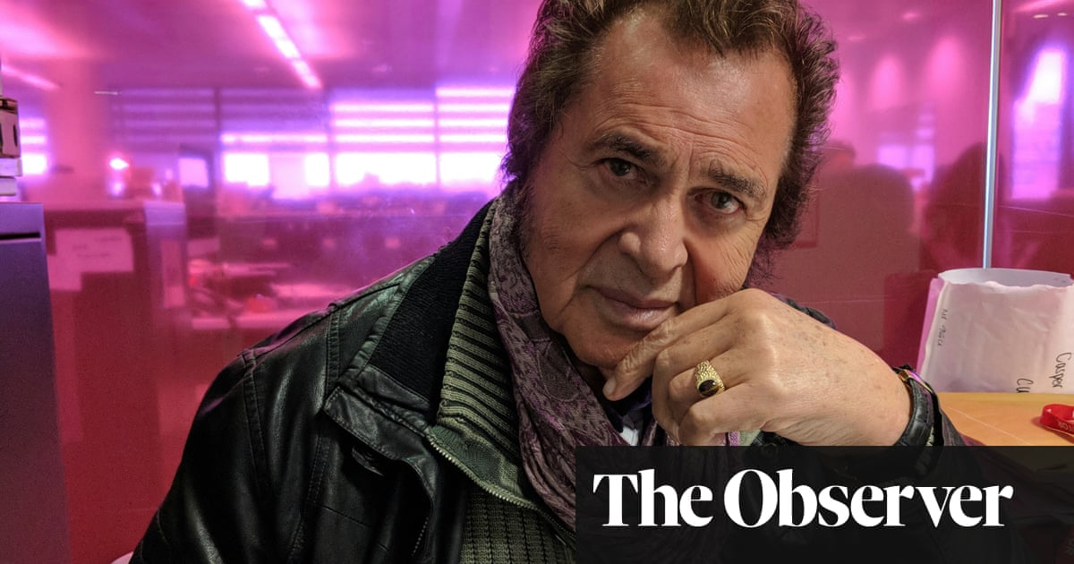 Sunday With Engelbert Humperdinck My Dreams Are The Blueprints Of My Reality Sunday With The Guardian