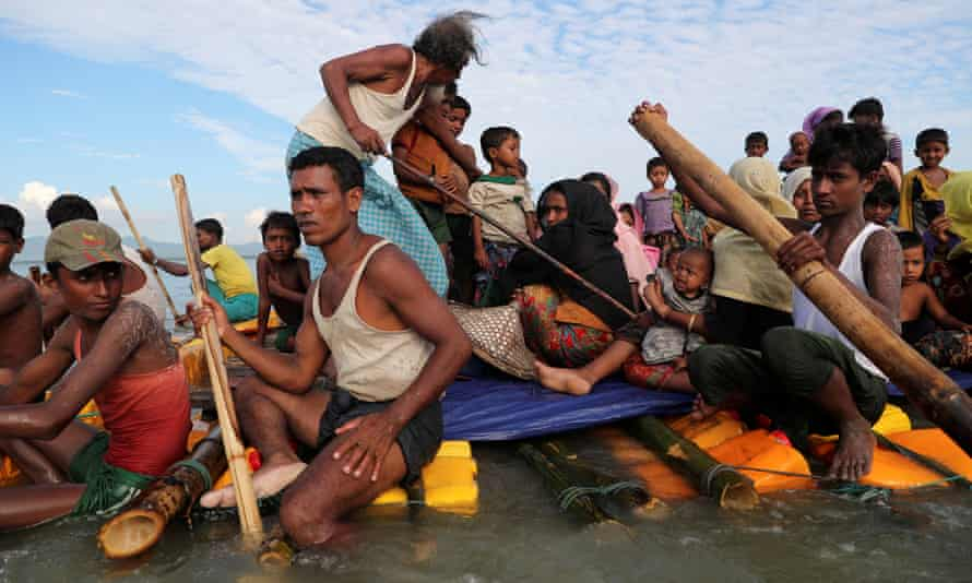 The statement was released ahead of the first anniversary of the start of the violence against the Rohingya in Rakhine state.
