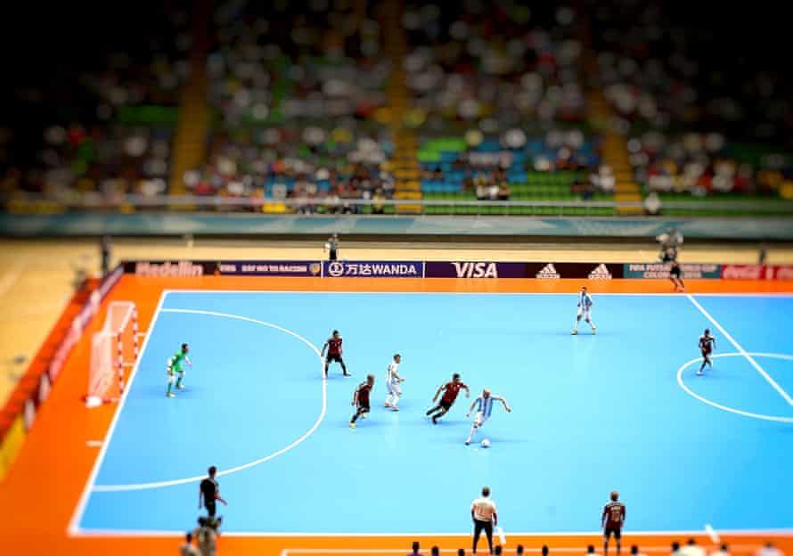 Futsal World Cup quarter-final