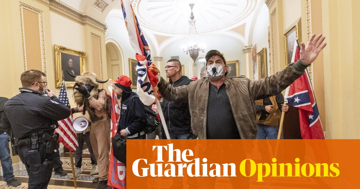 The Guardian view on investigating 6 January: the truth about the storming of the Capitol