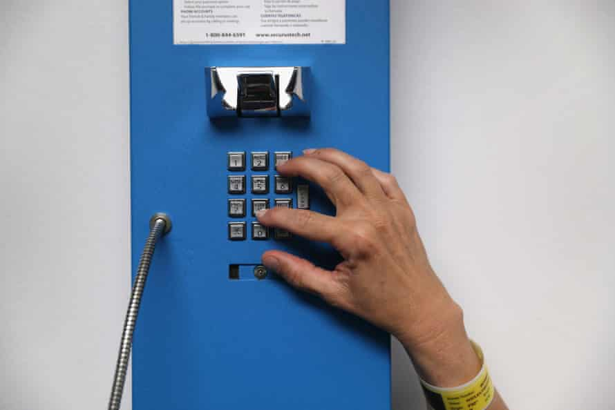 Prison reform advocates are pushing for legislation to make phone calls free for prisoners.