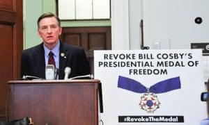congress presidential medal bill cosby