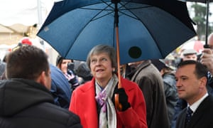 Theresa May tours the Royal Welsh Winter Fair in Powys today. She has now confirmed she wants a TV debate with Jeremy Corbyn ahead of the historic Commons vote on her deal.