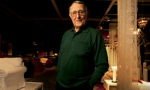 Ikea has grown from a small furniture outlet in Småland to a global retail phenomenon. Ingvar Kamprad was 17 when he registered its name in 1943.