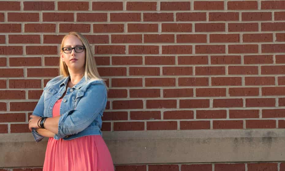 Shelby Eagan moved back to Missouri when she couldn't make ends meet working in the Oklahoma public school system.