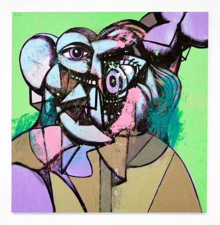George Condo - There's No Business Like No Business
