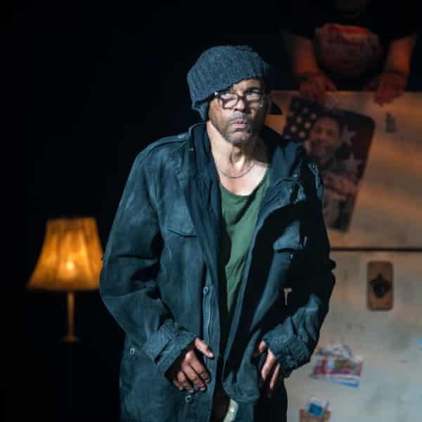 Tom Randle as Ulysses