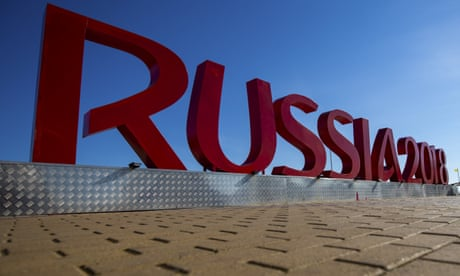 World Cup 2018  teams arrive in Russia for final preparations – as ... d014eac48