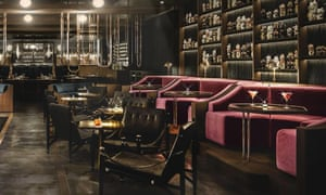 Ramsay's Lucky Cat restaurant in Mayfair.