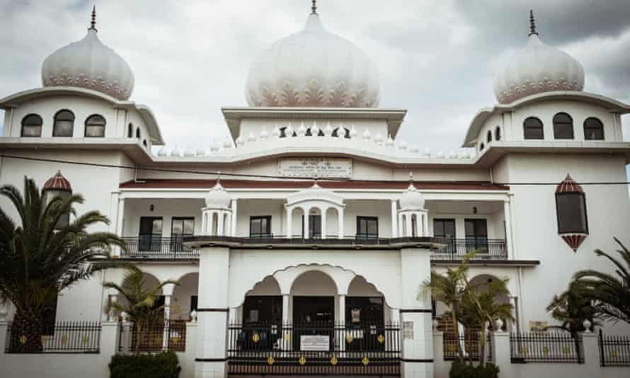 Kuil Sri Guru Singh Sabha Gurudwara