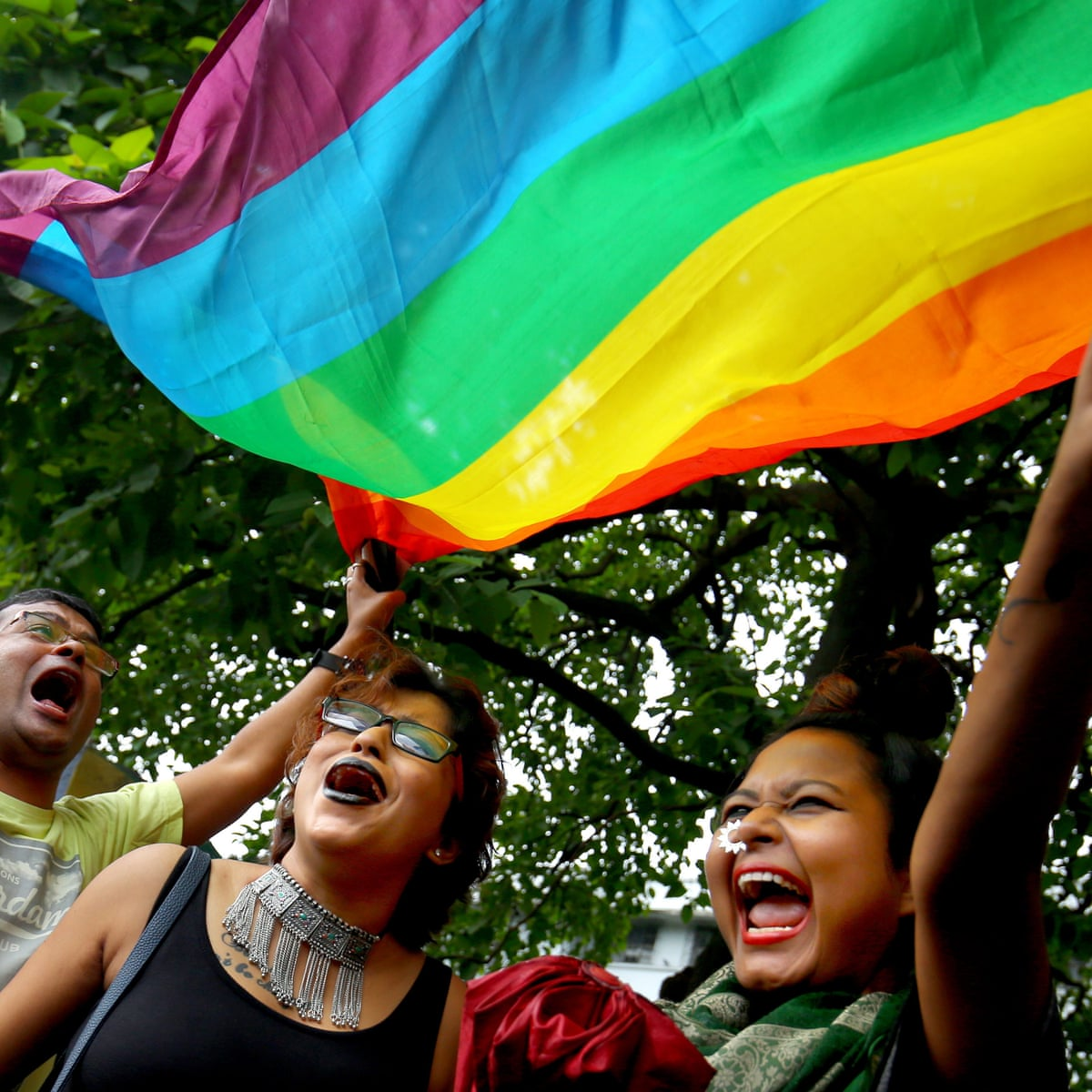 Freedom from homosexuality