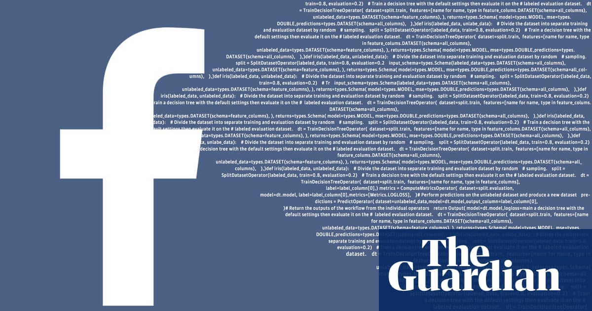 Facebook's war on free will | Technology | The Guardian