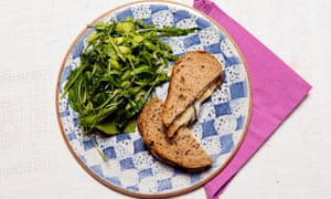 Jack Monroe's anchovy toast