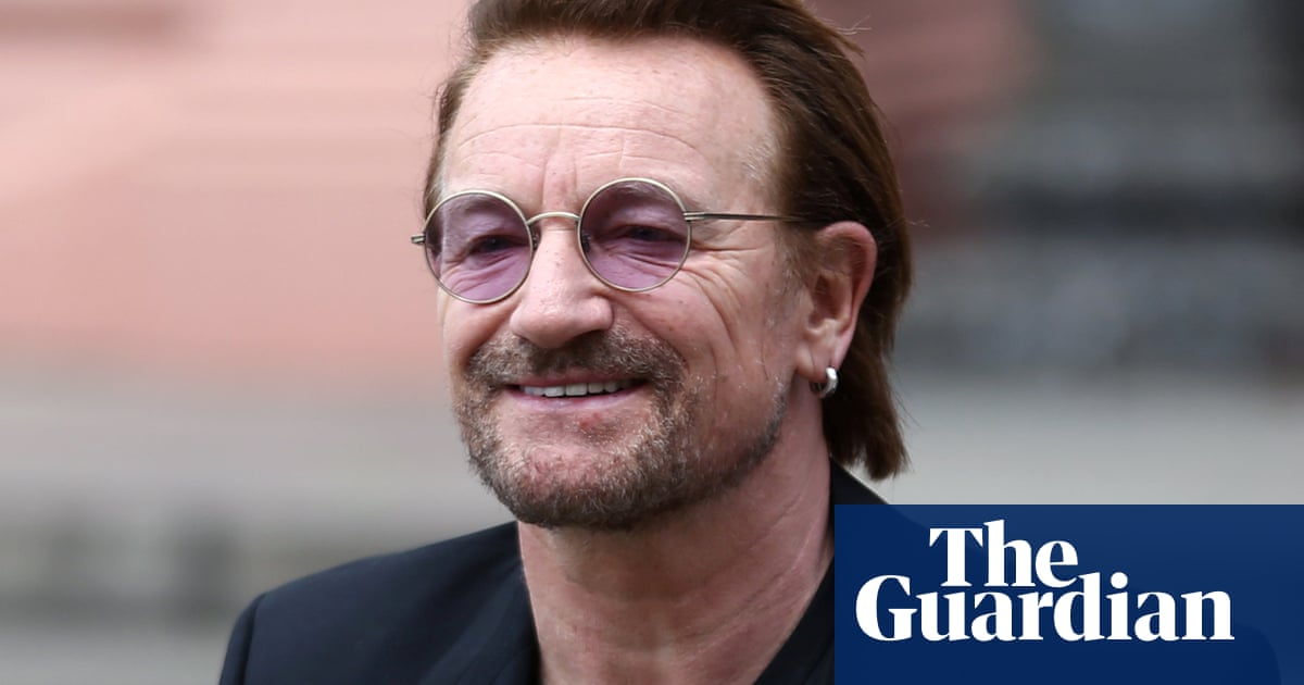 Music has 'gotten very girly', says Bono from U2 | Music | The Guardian