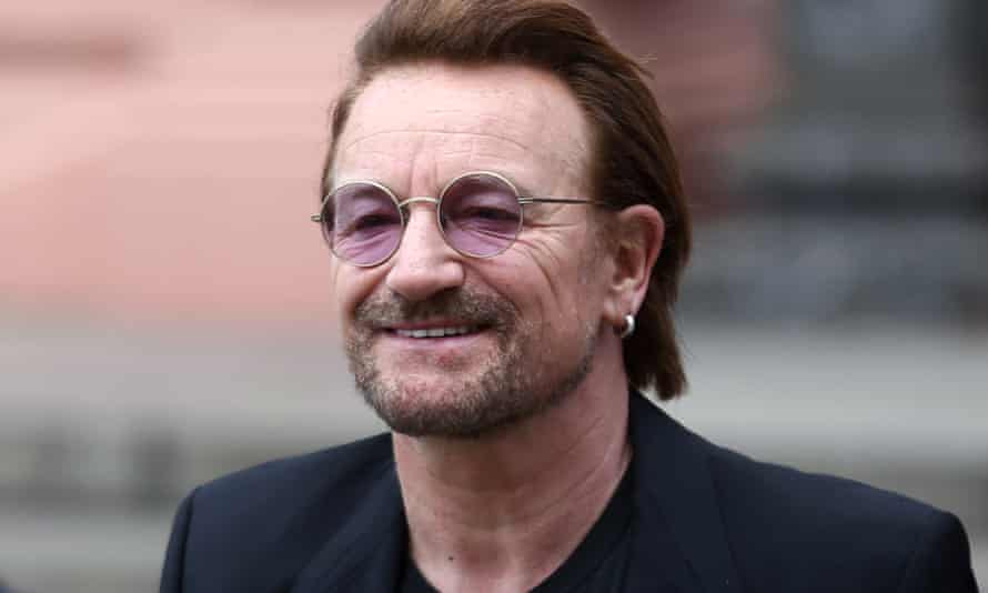 Bono from U2