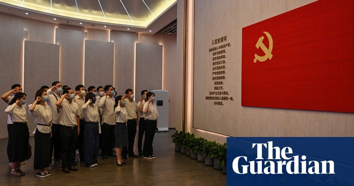 'Making China great again': pomp and propaganda as CCP marks centenary