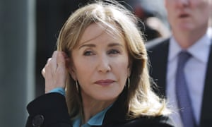 Felicity Huffman has admitted paying $15,000 to boost her older daughter's SAT scores.