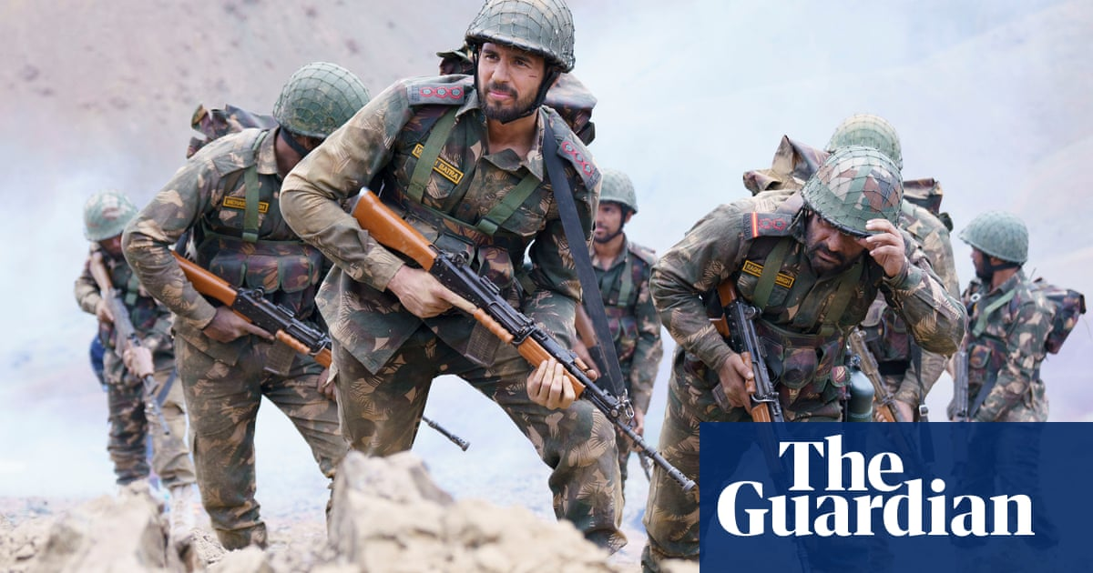 How India's armed forces have become Bollywood's new poster boys