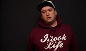 """Tim """"2oolman"""" Hill of Tribe Called Red"""