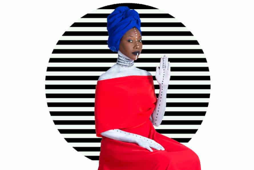 An entertaining and welcome return … Fatoumata Diawara.
