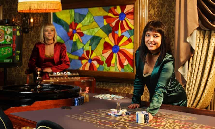 A casino in Minsk