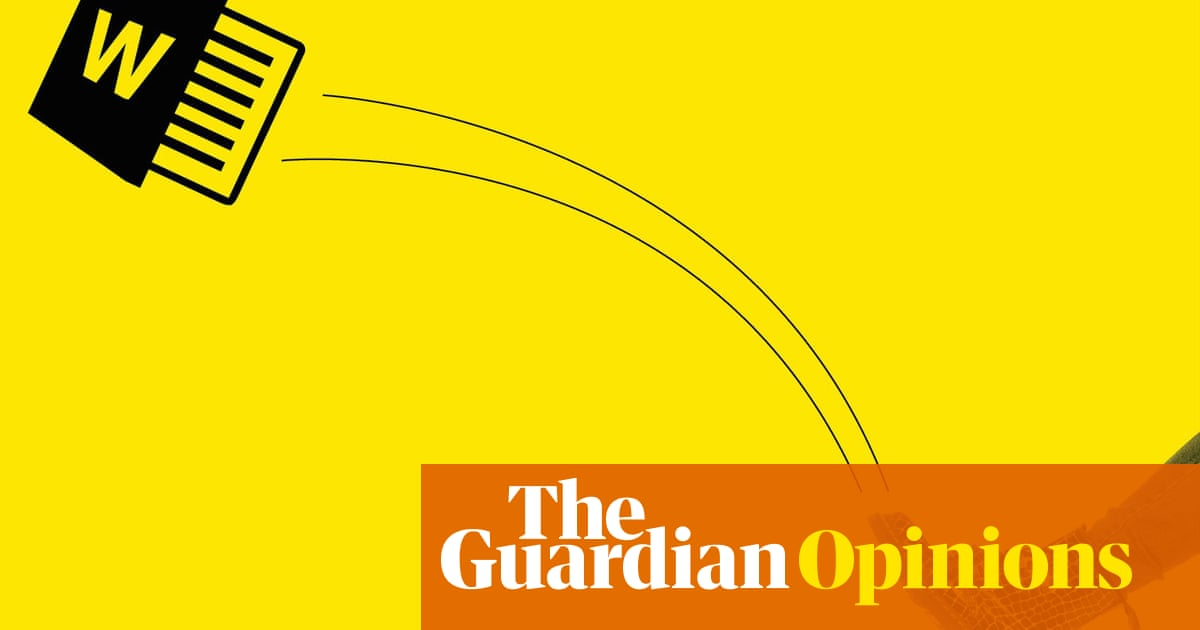 We're winning the war on Word, fellow writers  Enjoy the freedom