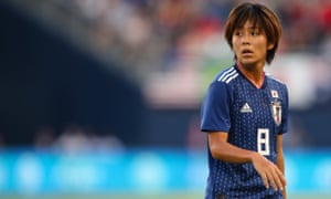 The experienced Mana Iwabuchi remains a vital part of the Japan side.