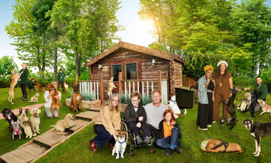 A compassionate eye for the story ... The Dog House.