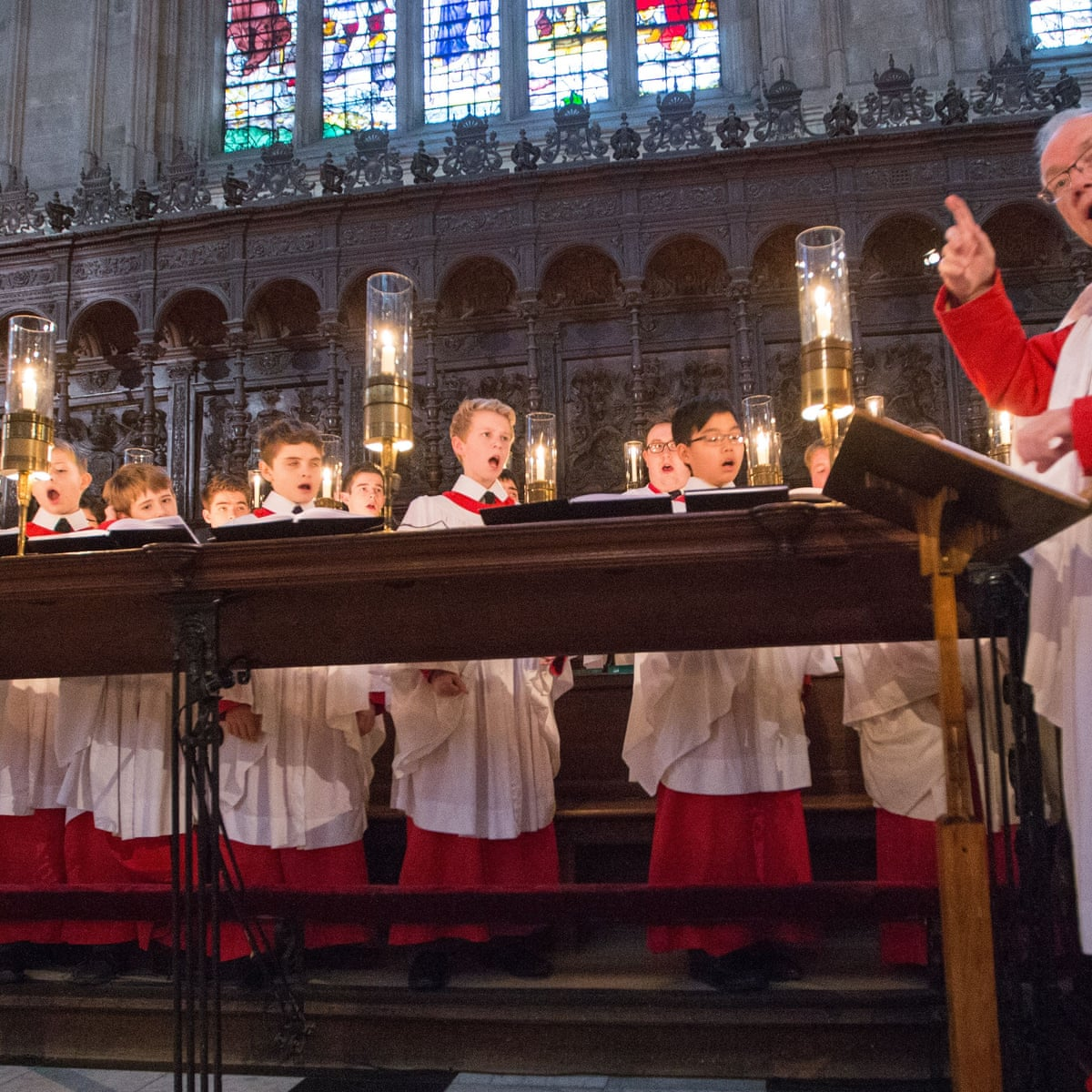 Kings College Christmas Broadcast 2020 Where To Listen King's College Cambridge choir prepares for live Christmas