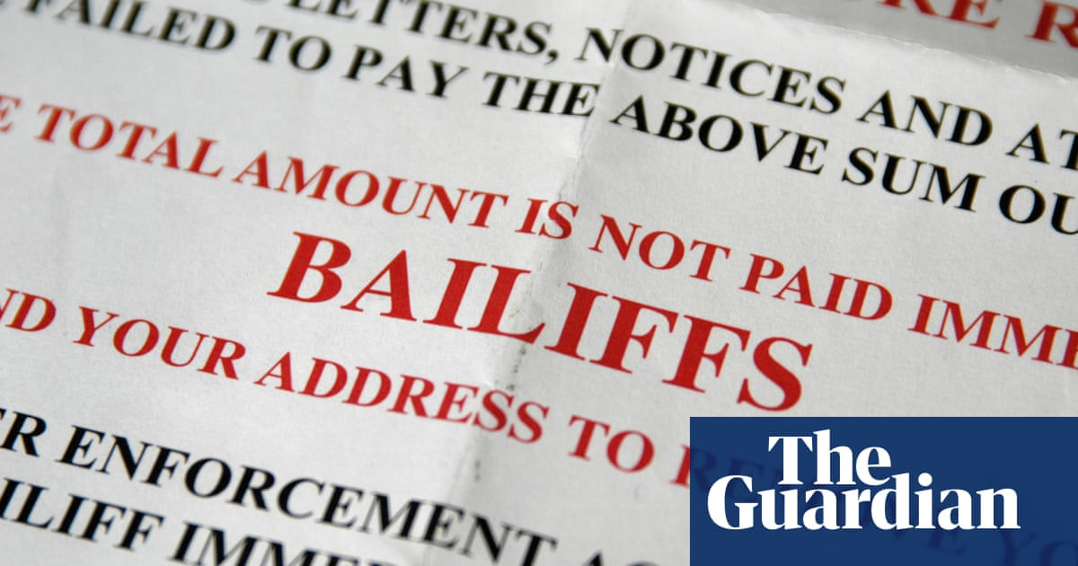 Rogue bailiffs face crackdown as MP urges government to act