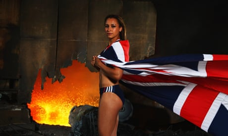 Jessica Ennis-Hill's career – in pictures