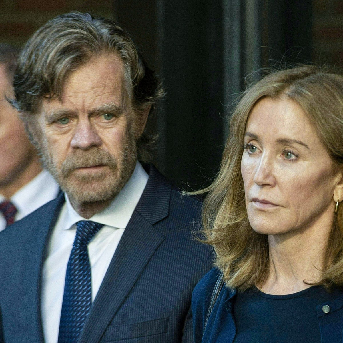 Felicity Huffman reports to prison to serve 14-day sentence in ...