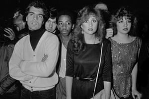 Waiting Line, Studio 54, NYC, 1981