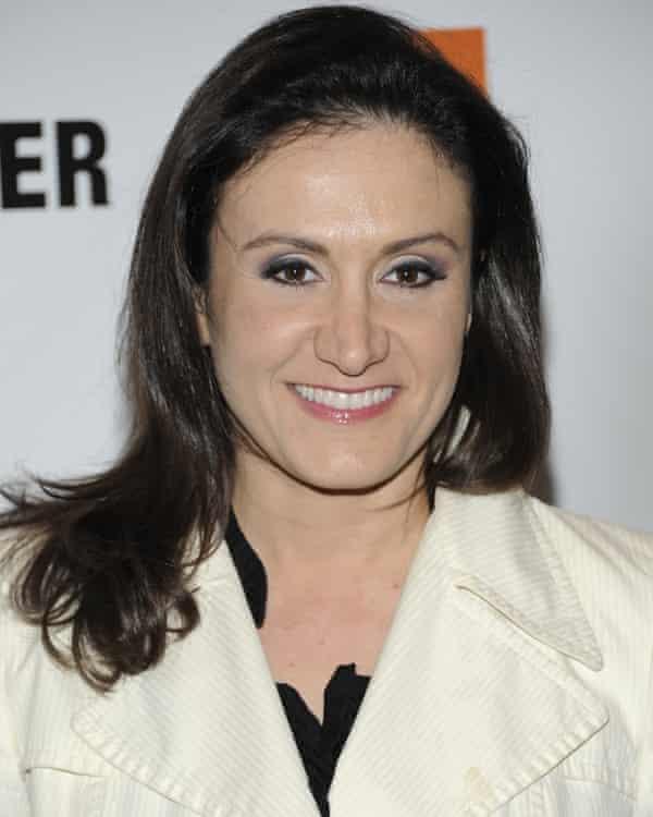 Michelle Caruso-Cabrera in May 2011.