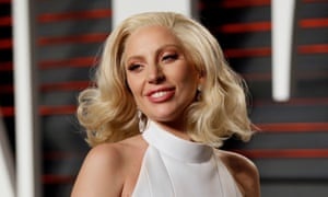 Lady Gaga said she was 'elated' to be part of the project.