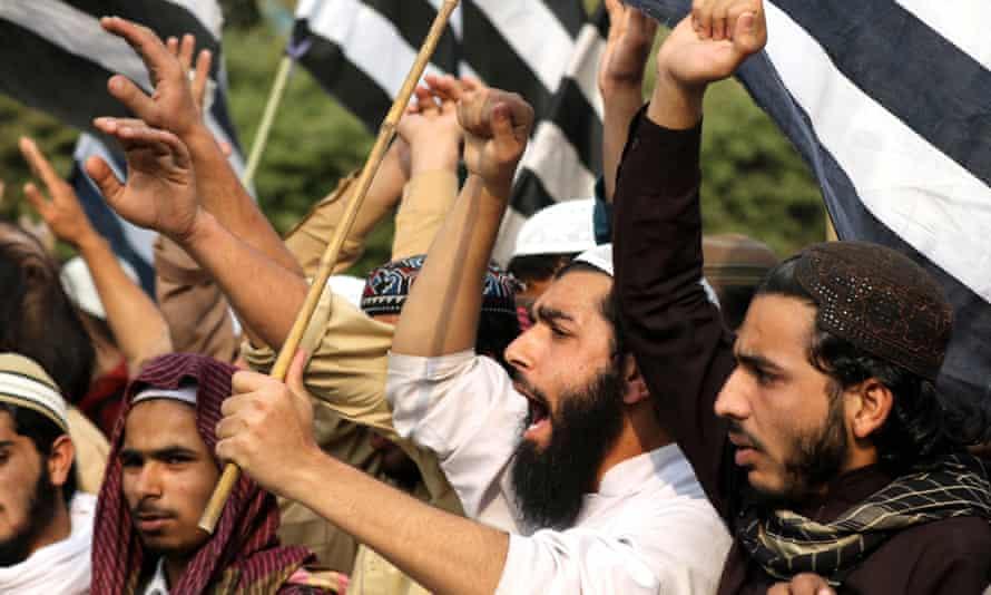 Protest following Mumtaz Qadri's execution