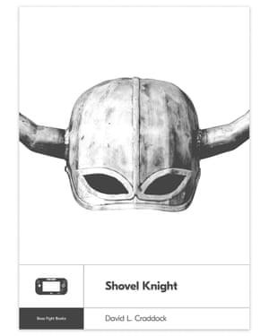 Shovel Knight book David L Craddock