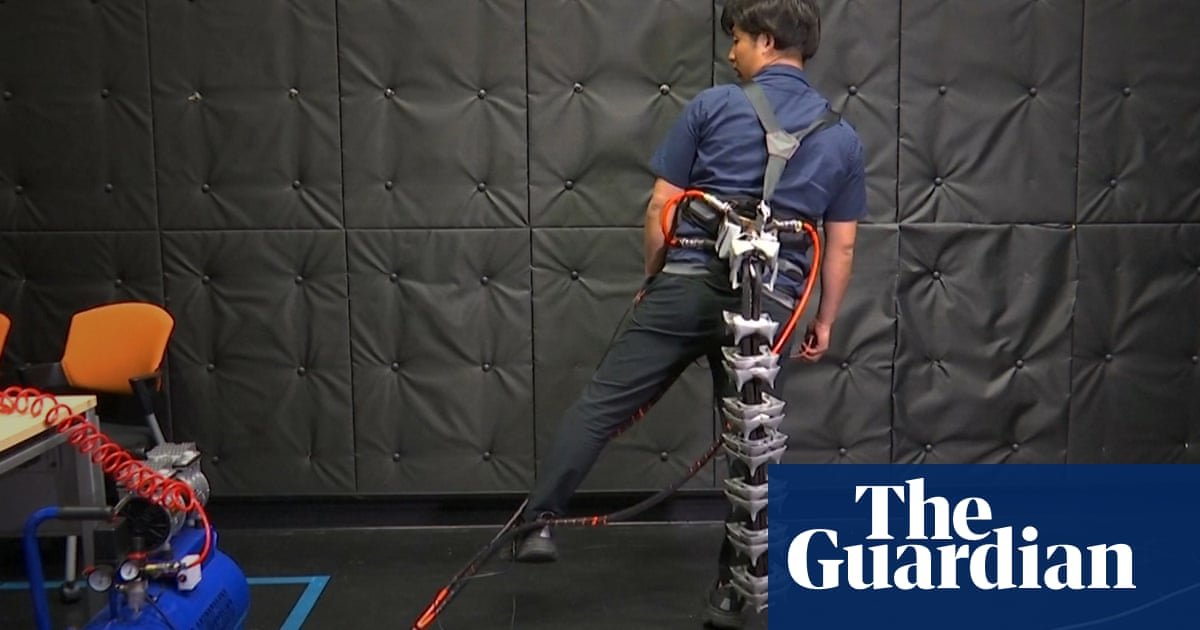 Japanese Researchers Build Robotic Tail – Video