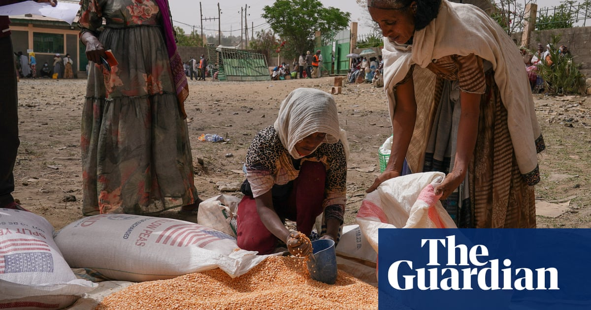 Ethiopia expels 'meddling' UN staff as famine deepens in Tigray without aid