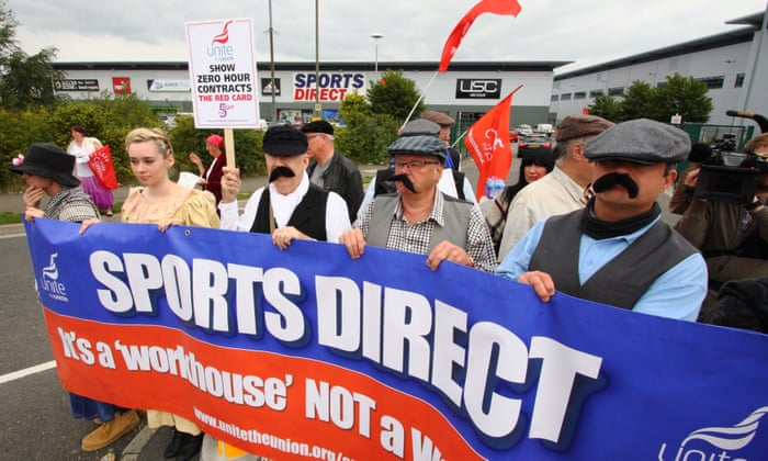 066595f20c93 A day at  the gulag   what it s like to work at Sports Direct s warehouse