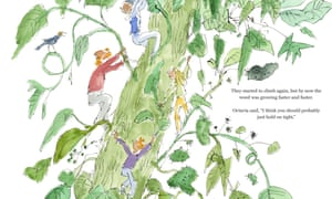 The Weed by Quentin Blake.