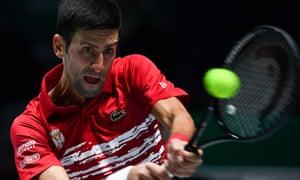 Novak Djokovic Backs Merger Of Davis Cup And Atp Cup As Long Term Solution Sport The Guardian